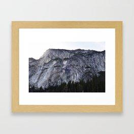 Mountains, Adventure & Wilderness - Yosemite, California Framed Art Print