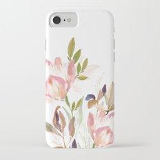 Darling Blooms Slim Case iPhone 7
