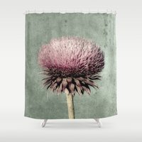 cinderella Shower Curtains featuring CINDERELLA by Christina Lynn Williams