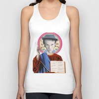tom waits Tank Tops featuring Tom Waits by Hilal Can