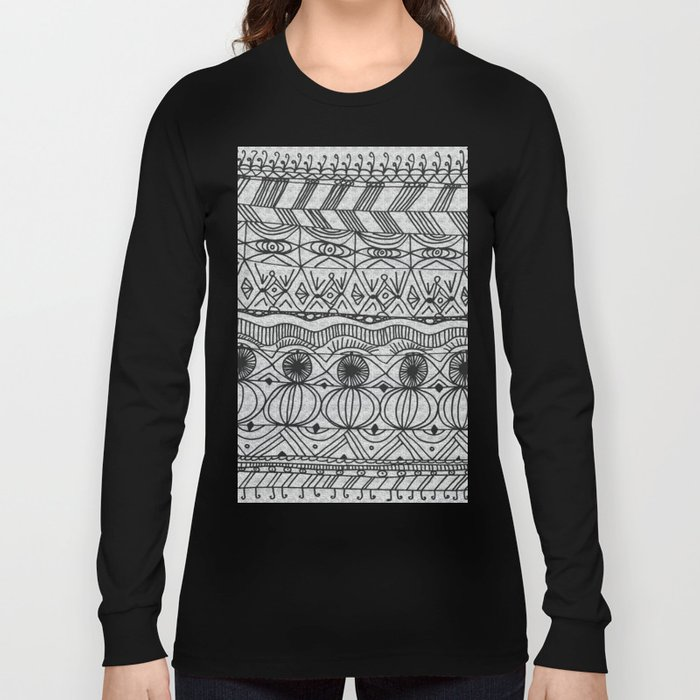 Blanket of Confusion Long Sleeve T-shirt