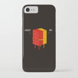 I'll never let go iPhone Case