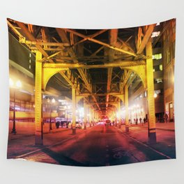 Under The Loop Wall Tapestry