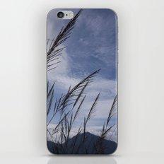 Swaying In The Wind iPhone & iPod Skin