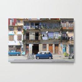 Porto 3 Metal Print