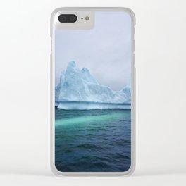 Arctic Glacier Clear iPhone Case