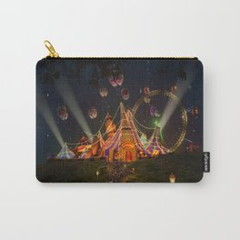 Circus from Vincent the Artist Carry-All Pouch