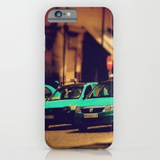 Moroccan taxi Slim Case iPhone 6s