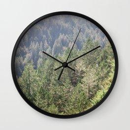Mt Tamalpais Wall Clock