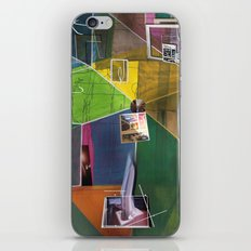 Scalamoukibouk iPhone & iPod Skin