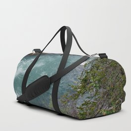 Alaska River Canyon - II Duffle Bag
