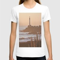 lighthouse T-shirts featuring Lighthouse by Kim Ramage