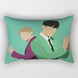 Meanie - Clap Rectangular Pillow