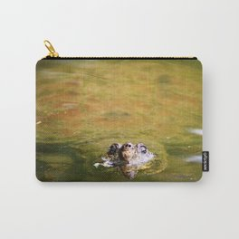 The King of the Turtles Carry-All Pouch