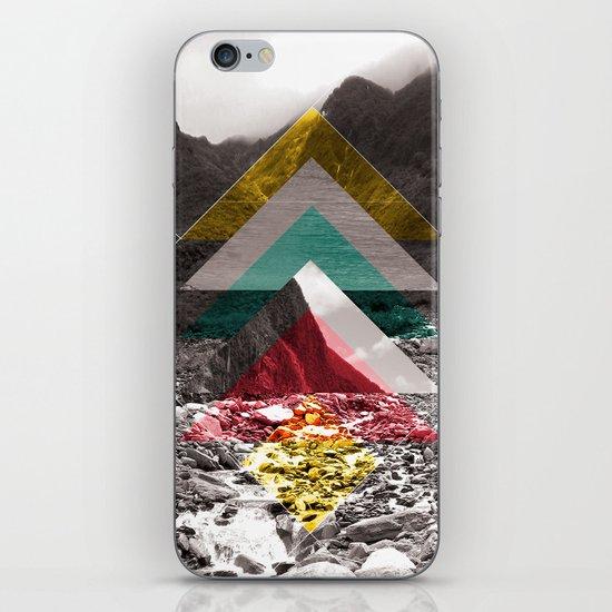 Sojourn series - Fox Glacier  iPhone & iPod Skin