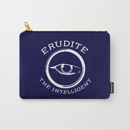 Divergent - Erudite The Intelligent Carry-All Pouch