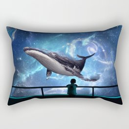 Graceful Giants Rectangular Pillow