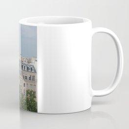 Houses in Paris  Coffee Mug