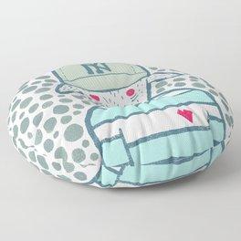 I love New York Floor Pillow