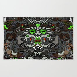 New Creature Creation in Color Rug