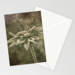 Vintage Flower Stationery Cards