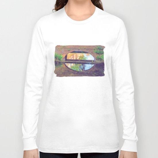 Above & Below Long Sleeve T-shirt