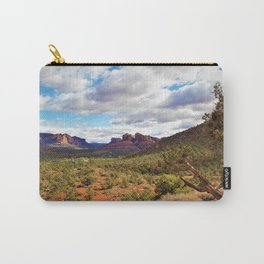 Sedona Landscape by Reay of Light Photography Carry-All Pouch