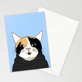 Street Cat Stationery Cards