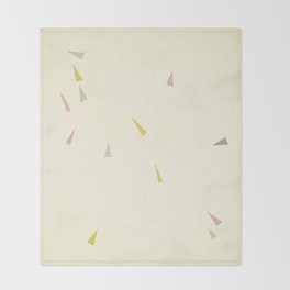 Paper Planes Throw Blanket