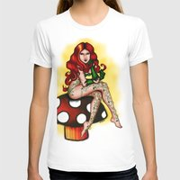 poison ivy T-shirts featuring poison ivy by Aamaal