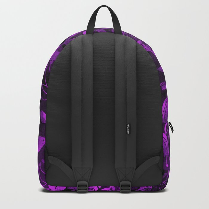 Abstract Botanical Garden II Backpack