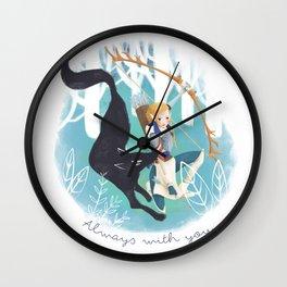 Lavellan & Fen'Harel Wall Clock