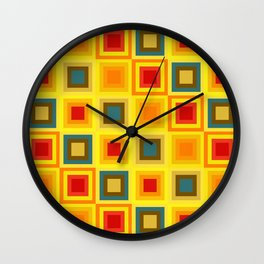 Looks like an Albers to me No. 8 Wall Clock