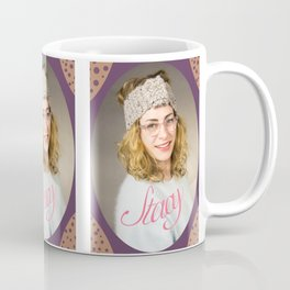 Stacy by The Cocktail Office Coffee Mug