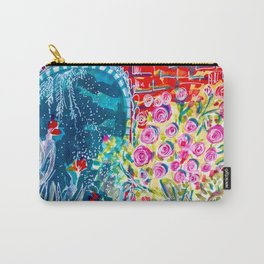 Inside the Garden of Good and Happy Carry-All Pouch