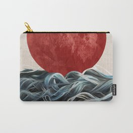 Sunrise in Japan Carry-All Pouch