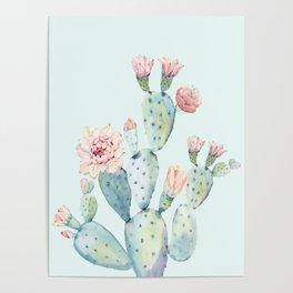 Cactus 2 #society6 #buyart Poster