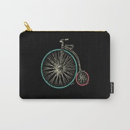 Cycling Forever | Penny Farthing High Wheel Carry-All Pouch