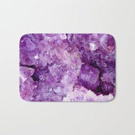 Purple Gems Bath Mat