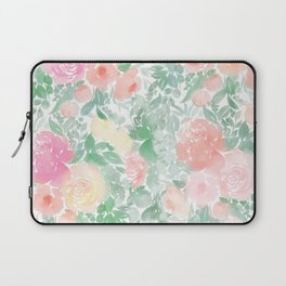 Springy Florals Laptop Sleeve