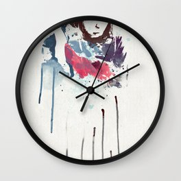 Love Is a Mix tape Wall Clock