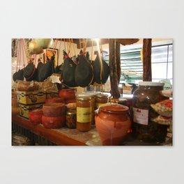 Spanish Market Canvas Print