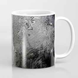 Black Lava II Coffee Mug