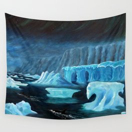 Visions of Antarctica Wall Tapestry