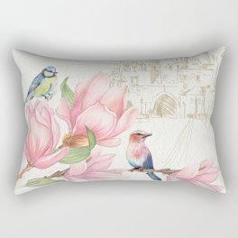Macro Flowers #23 Rectangular Pillow