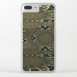 Solemn Ballroom 7 Clear iPhone Case