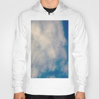 atlas Hoodies featuring Cloud Atlas by Paula Zapata