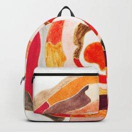 Slice of Wood Backpack