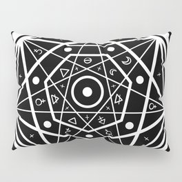 Good Vibes Alchemy Sigil Pillow Sham