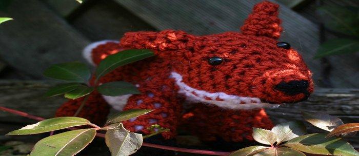 Fox in the Foliage Coffee Mug
